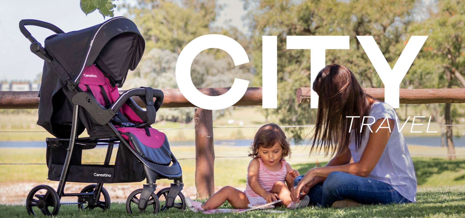 City Travel | Clásico y Funcional | Paseos más divertidos con mamá!