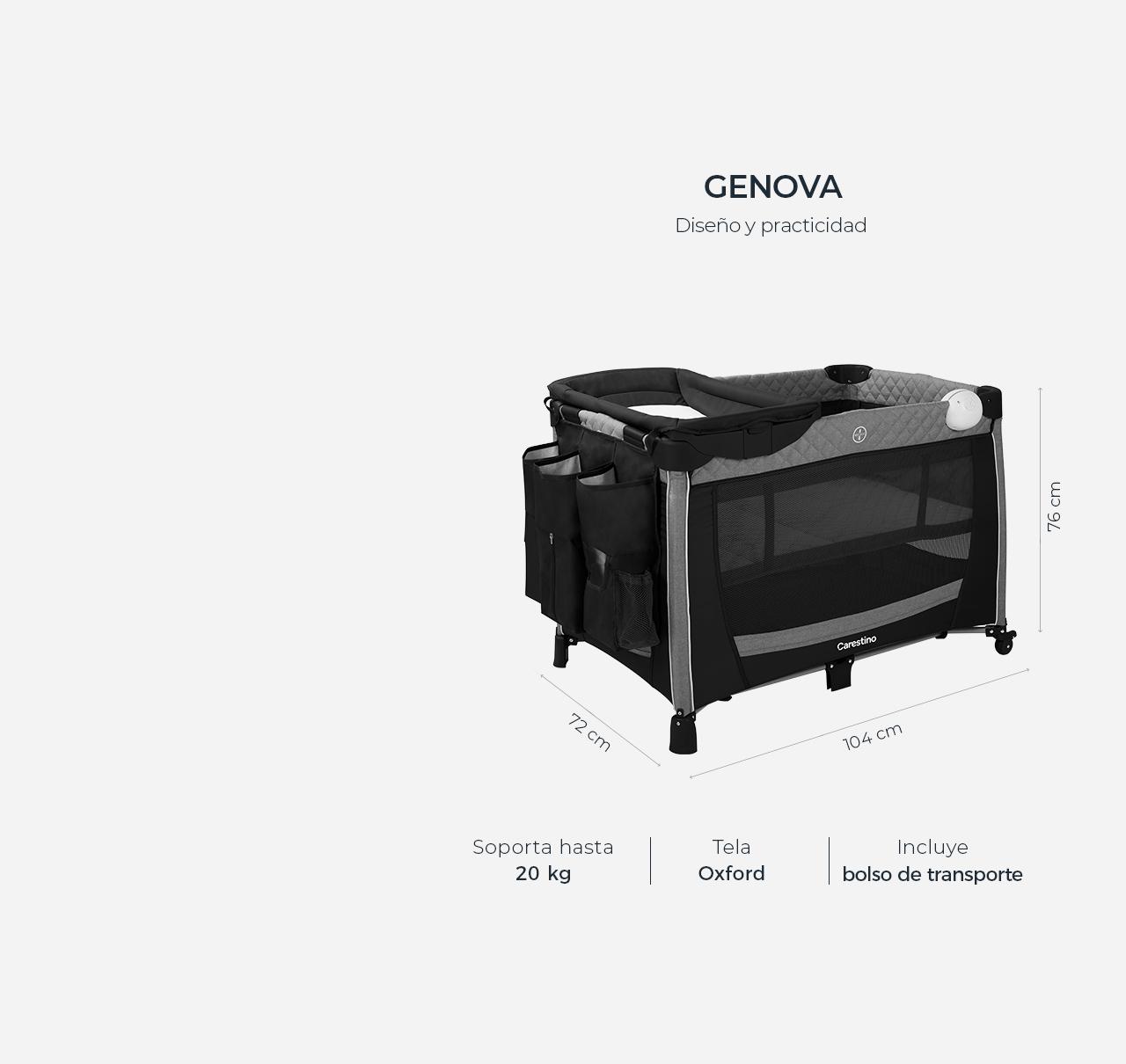 Encierro Genova Gris imagen 15