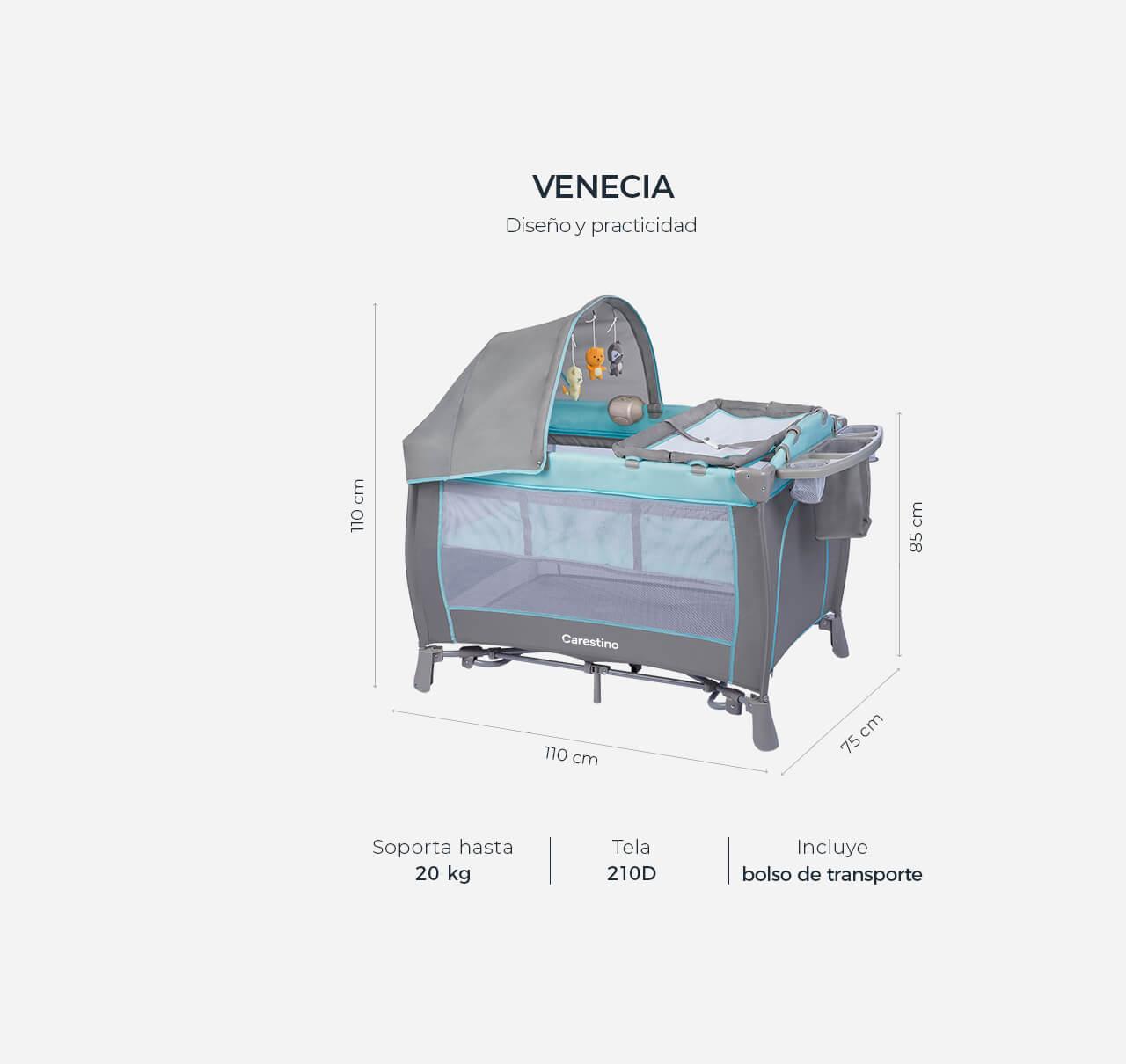 Encierro VENECIA Aguamarina imagen 20
