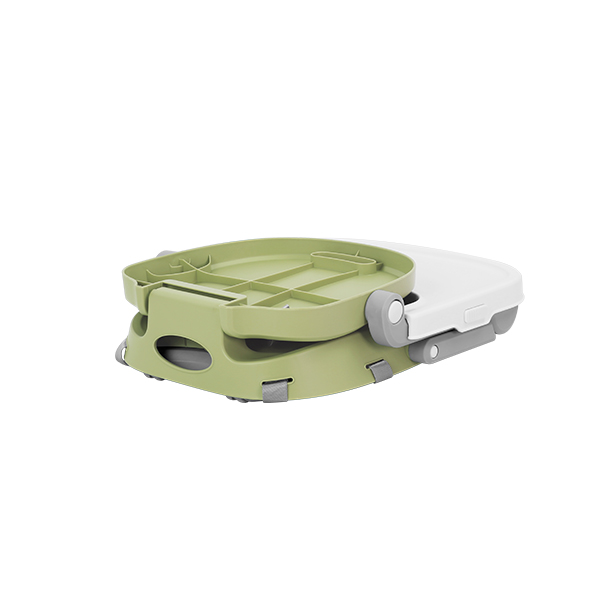 Silla de Comer OSAKA Booster Verde imagen 4