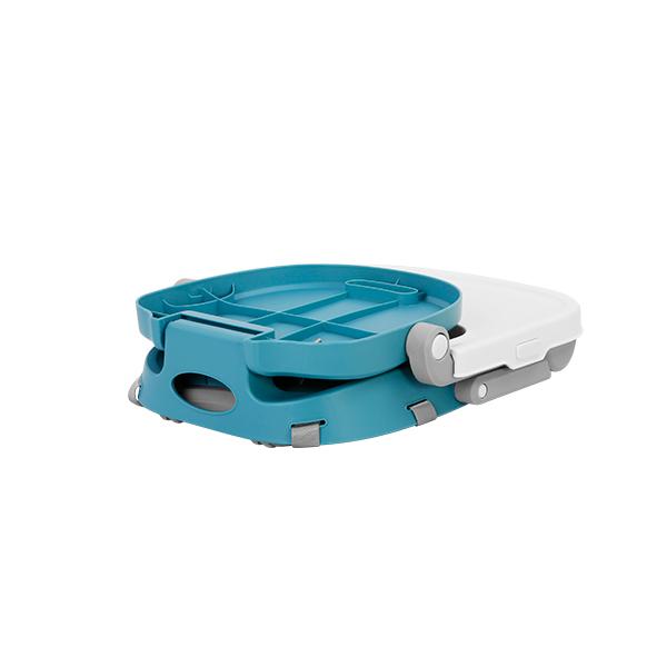 Silla de Comer OSAKA Booster Azul imagen 4