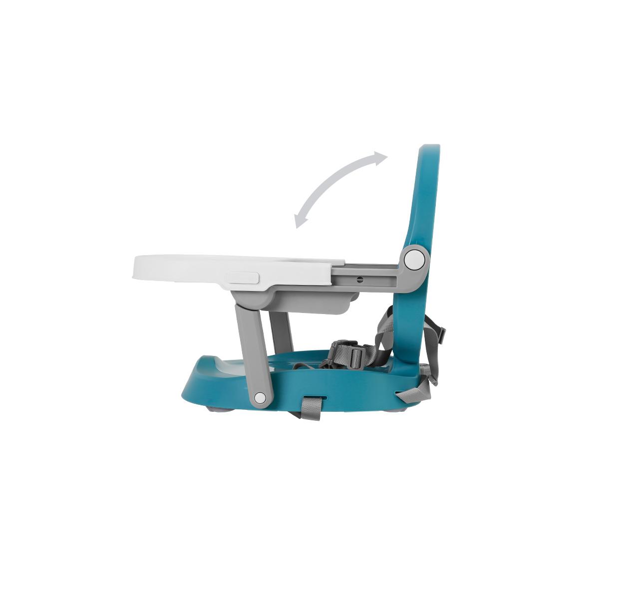 Silla de Comer OSAKA Booster Azul imagen 9